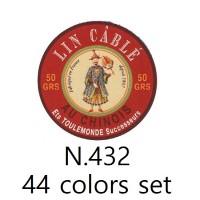 린카블레 432. 44color 풀세트 [가죽공예]