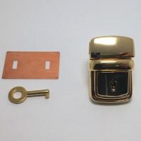 이태리 열쇠잠금장치 [가죽공예]